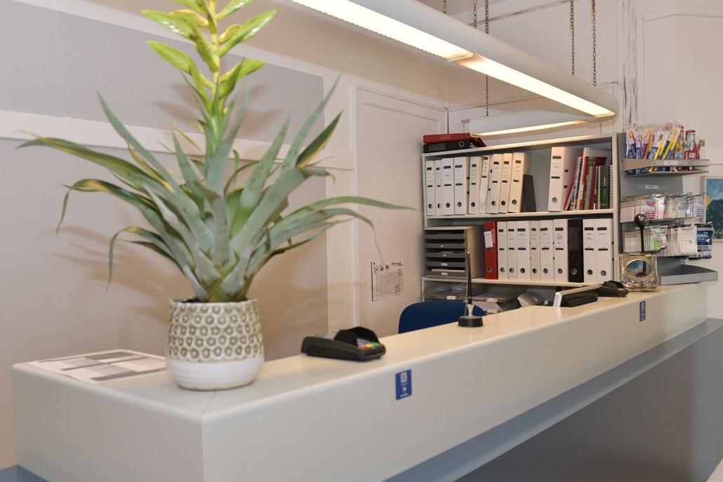 UnikTand Reception tandklinik tandlæge København Nordvest (NV) Nørrebro